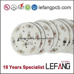 Camada única com base em alumínio OSP placa PCB do LED