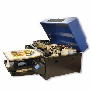 Kundenspezifische Digital-Shirt-Drucker-Gewebe-Textildrucken-Maschine