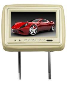 9  HD 차 머리 받침 모니터 새로운 9inch 차 베개 모니터