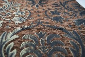 Jacquard tejido chenilla africanos sofá (Fürth31179)