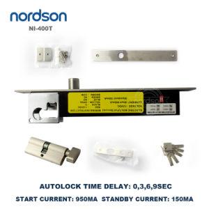 2000kg/4000lb Robustez Fail-Secure Parafuso de porta corrediça fechadura com chave de emergência