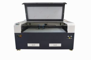 High Quality CO2 Laser Cutting Machine with Double Heads