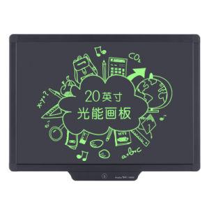 Howshow 20 인치 전자 화판 LCD Ewriter 백지장 정제