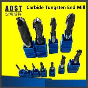 固体炭化物のタングステンのCNCの工作機械のためのアルミニウム端製造所