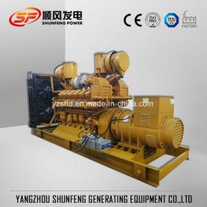 schwerer Brennölgenerator 880kw mit Dieselmotor China-Jichai
