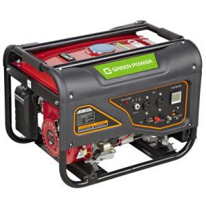 2kVA/2kw/2.5kw/2.8kw/3kw portátil de 4 tiempos gasolina/generadores de gasolina con CE