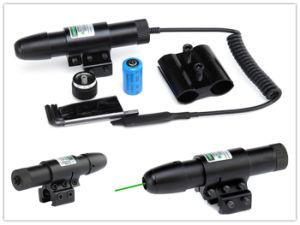 Тактические Airsoft охота зеленый лазер смотровое окошко для винтовки контекста