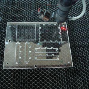 제조자 CNC 이산화탄소 Laser 절단기