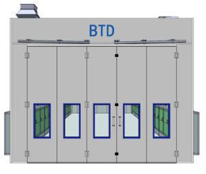 Btd-15-50-B Bus-Spray-Stand grosser Turck Lack-Stand für Verkauf