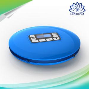 MP3/CD/CD-R/CD-RW 디스크를 위한 헤드폰 그리고 Au/Us/UK/EU 플러그를 가진 LCD 휴대용 보조 Bluetooth CD 플레이어