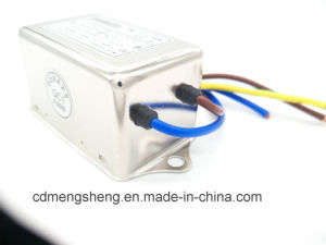 Электромагнитные фильтра разъем IEC комплексные Фильтры электромагнитных помех