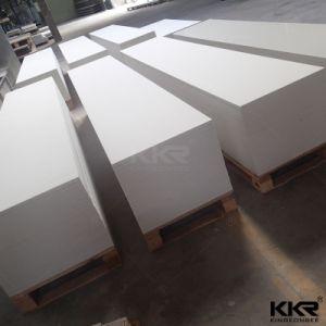 Kkrの卸し売り白いアクリルの石は固体表面を広げる