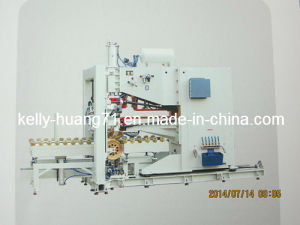Halbautomatischer Punkt-Schweißer freie Widerstand-Trommel-Nahtschweißung-Maschine