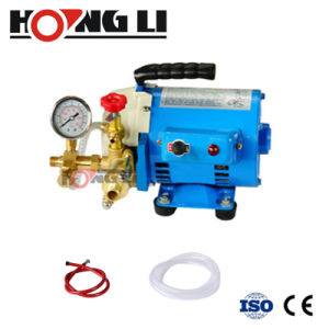 Óleo Hidráulico Manual ou bomba de teste da bomba eléctrica de água 2.9L/Min (DSY60)