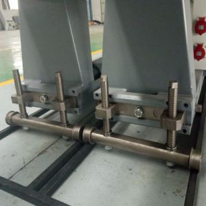 Doble de plástico de 160mm /las cavidades de doble línea de extrusión de tubería de PVC
