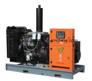 de Geluiddichte Generator van de Diesel 58kw/72kVA Lovol Reeks van de Generator