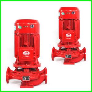 Vertical en acier inoxydable en plusieurs stades de la pompe centrifuge