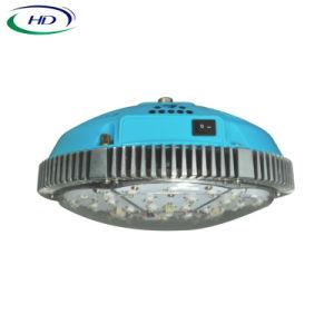 75*3W UFO LEDは温室のために軽く育つ