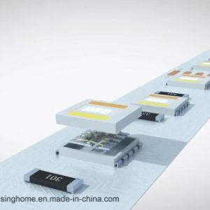 Specifiche dello Special 5050 SMD LED cinque chip di colore 5 in un'illuminazione di striscia cambiante variopinta della decorazione di Ridig Rgbww LED della striscia
