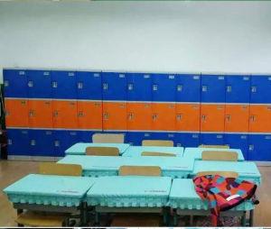 ABS het Kabinet van de Kast in Klaslokaal of Bureau