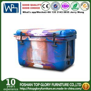 Polietileno Rotomolded isolados no exterior da caixa do resfriador de piquenique Almoço Bag Caixa de conservação de calor alimentar (TG-R04B) 25L