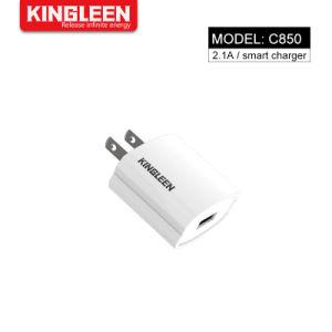 Нам разъем USB домашний настенное зарядное устройство с 2.1A выходного сигнала для Samsung Galaxy S8 / S8+ Примечание 8, iPhone Xs/iPhone Xs