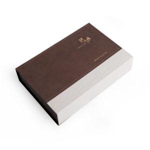 주문 선물 상자를 포장하는 서류상 마분지 장식용 건강한 제품