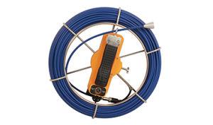 Macchina fotografica di controllo dello scolo del tubo di Wopson video con 512Hz Sonde