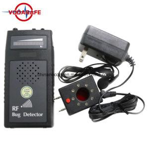 La visualizzazione acustica + cercatore alimentabile dell'obiettivo + Laser-Ha aiutato ascoltare di nascosto del rivelatore di indicazione di senso anti del telefono mobile CDMA del rivelatore versatile del segnale