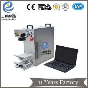 50W Китай производитель волокна станок для лазерной гравировки