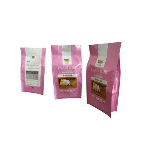 Упаковки продуктов питания на молнию достойной ответной мерой пластиковый пакет
