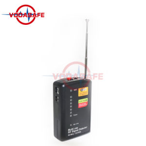 Il rivelatore versatile del segnale di multi funzione rf identifica ed individua il telefono astuto di Bugwireless delle macchine fotografiche del IP di 2.4G WiFi della macchina fotografica del telefono senza fili di GSM