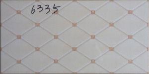 De badkamers verglaasde de Ceramische Tegels van de Muur voor BinnenDecoratie (6323)