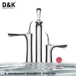 D&K бассейнов рек бассейна в ванной комнате заслонки смешения воздушных потоков коснитесь латунные кухня бассейна под струей горячей воды