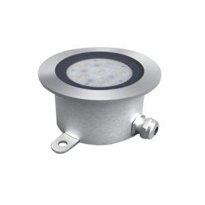 Edelstahl IP68 im Freien 6W CREE LED Unterwasserlichter