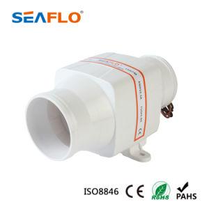 Fante di marina di Seaflo 130cfm & ventilatore elettrico del ventilatore del ventilatore di CC di rv