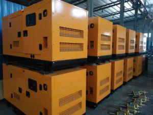 Cannopyの経済的な無声ディーゼル発電機80kw 100kVA