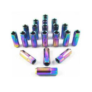 Voiture CNC personnalisé les écrous de roue