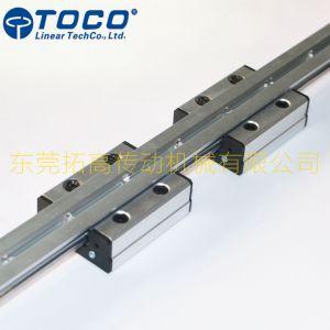 Blocchetto lineare delle rotaie di guida dei ricambi auto lineari della guida HGH20ca L1500mm