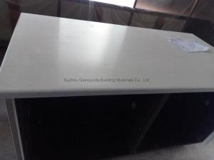 Искусственный камень белый кварцевый счетчик сверху на кухне индивидуальные