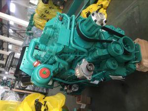 고속 물에 의하여 냉각되는 V 쌍둥이 디젤 엔진 발전기