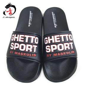 Los hombres Sandalia Sport nuevo diseño pequeño MOQ Soft EVA cómodas zapatillas para hombres