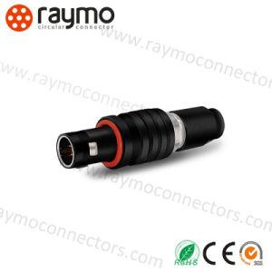 ベストセラーのコネクターを受けとっている熱い販売の互換性のあるLemos Feg 2b 26 Pinの金属の円のプッシュプル自己
