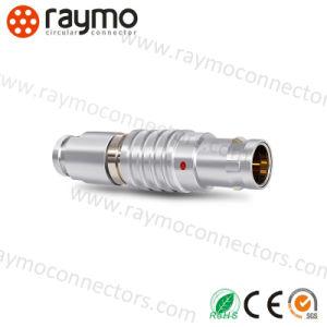 中国の製造者のコネクターを受けとっている熱い販売の互換性のあるLemos Feg 1b 12 Pinの金属の円のプッシュプル自己