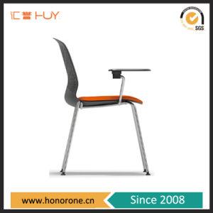 会合の学校のためのメモ帳が付いている現代余暇のトレーニングの椅子