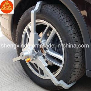 3ポイント車輪のアダプターのタイヤのタイヤクランプWa004が付いているホイール・アラインメントの車輪のアライナ