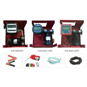 Kit Bomba de gasolina de cc montado