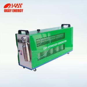 High Tech Oxy Máquina de soldadura de hidrógeno del generador de HHO gas marrón