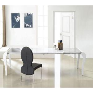 Personalizar el diseño de lujo muebles de casa de madera mesa de restaurante