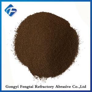 Usine de sable de manganèse naturel d'alimentation de 35%-45% MNO2 de manganèse de traitement des eaux de filtre à sable